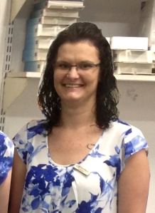 Eastpark Pharmacy Dispensary Assistant Suretha Odendaal