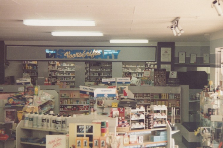 Eastpark Pharmacy #throwbackthursday